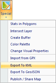 GIS XL | How to Export Excel Data to KML File